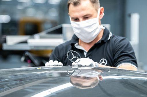 Studie: Krise kostet Daimler, BMW und Co. weltweit Milliarden