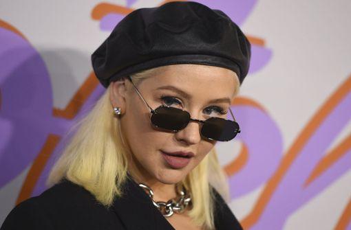 Christina Aguilera bei den Jazzopen