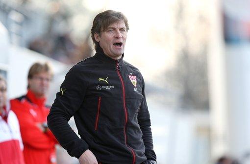 Der VfB II ist so gut wie abgestiegen