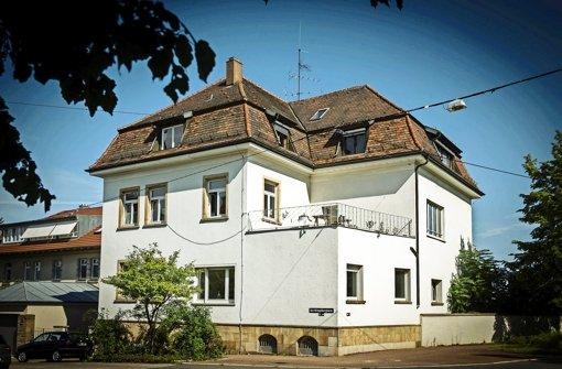 villa in stuttgart bolz haus wird kein gedenkort stuttgart stuttgarter zeitung. Black Bedroom Furniture Sets. Home Design Ideas