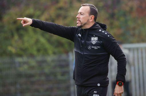 Paco Vaz verlässt den VfB II