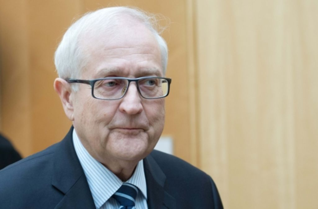 Rainer Brüderle lud zum Pressefrühstück –  und schwieg zur Sexismusdebatte. Foto: dpa