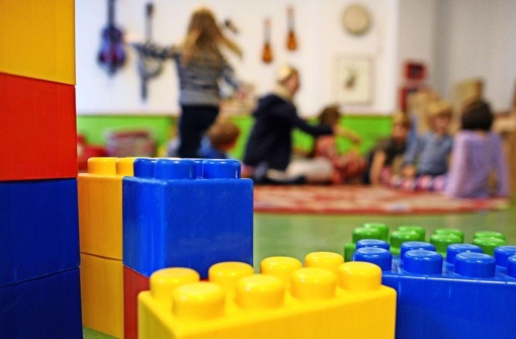 Gerade bei der Kleinkind-Betreuung haben einige Bezirke noch Nachholbedarf. Foto: dpa