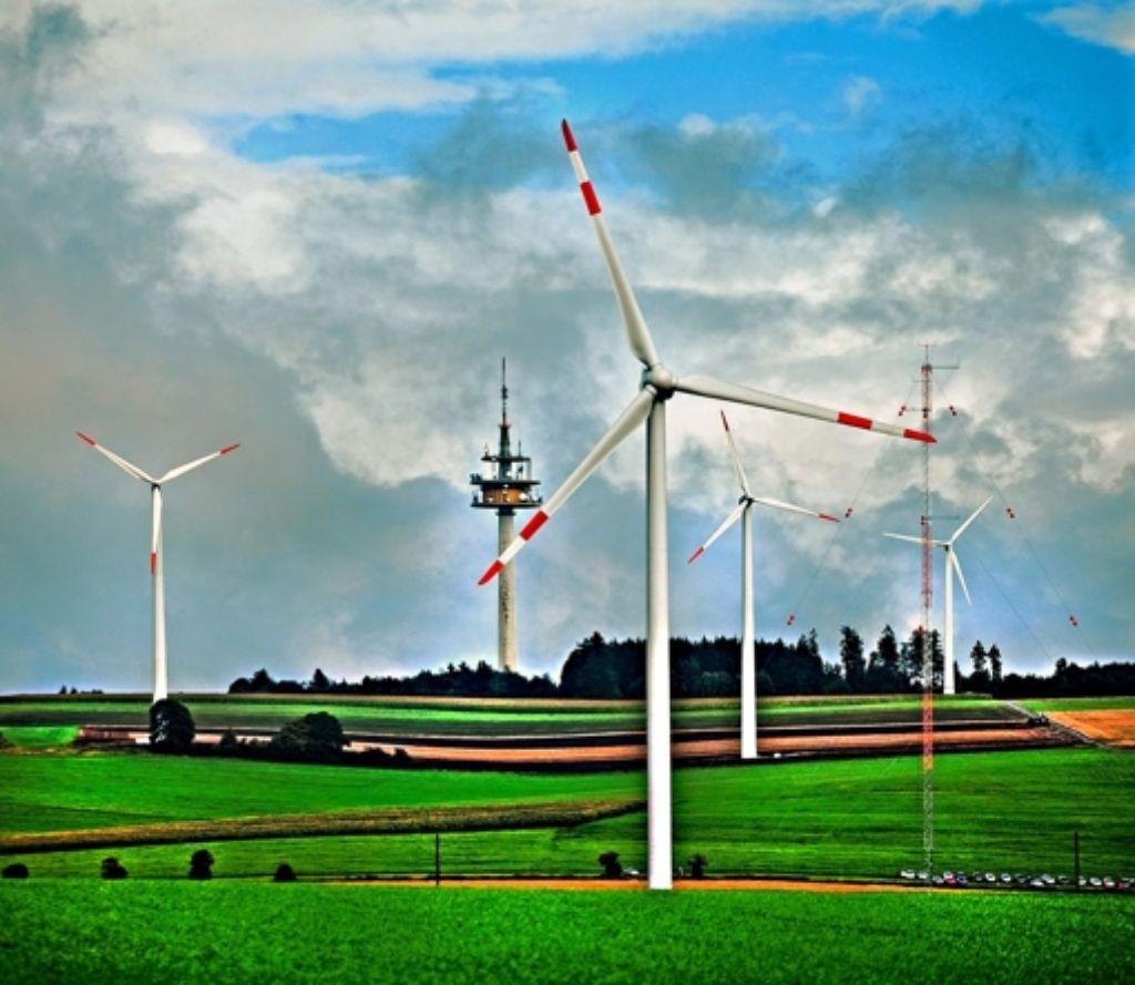 Bei Schnittlingen gibt es bereits einen Windpark. Foto: Rudel/Archiv