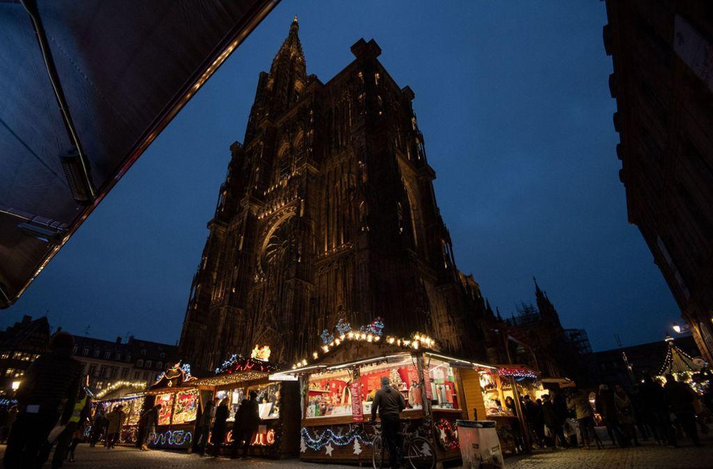 Chérif C. hat in der Nähe des Straßburger Weihnachtsmarkts insgesamt fünf Menschen getötet, elf wurden verletzt. Foto: dpa