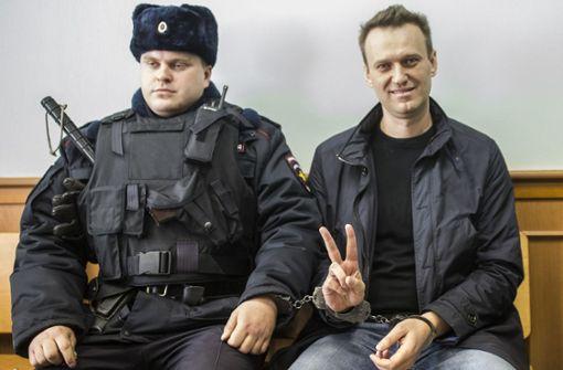 Kreml-Kritiker darf ausgeflogen werden