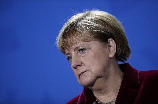 Äußert sich die Kanzlerin zum CDU-Vorsitz?
