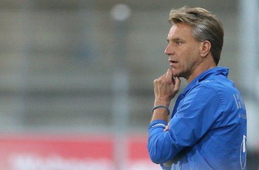Steffens Fokus liegt nur auf dem WFV-Pokal