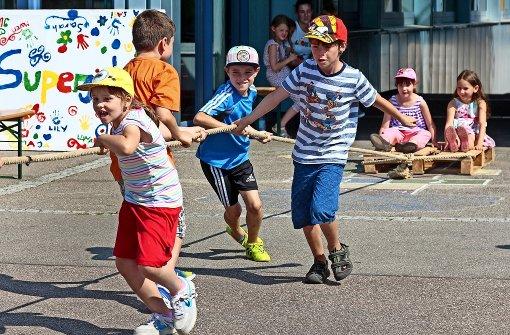 Spiel, Spaß und Städtefreundschaft