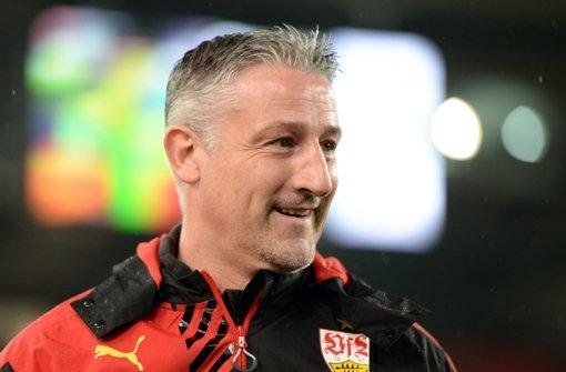 VfB Stuttgart mit viel  Glück weiter
