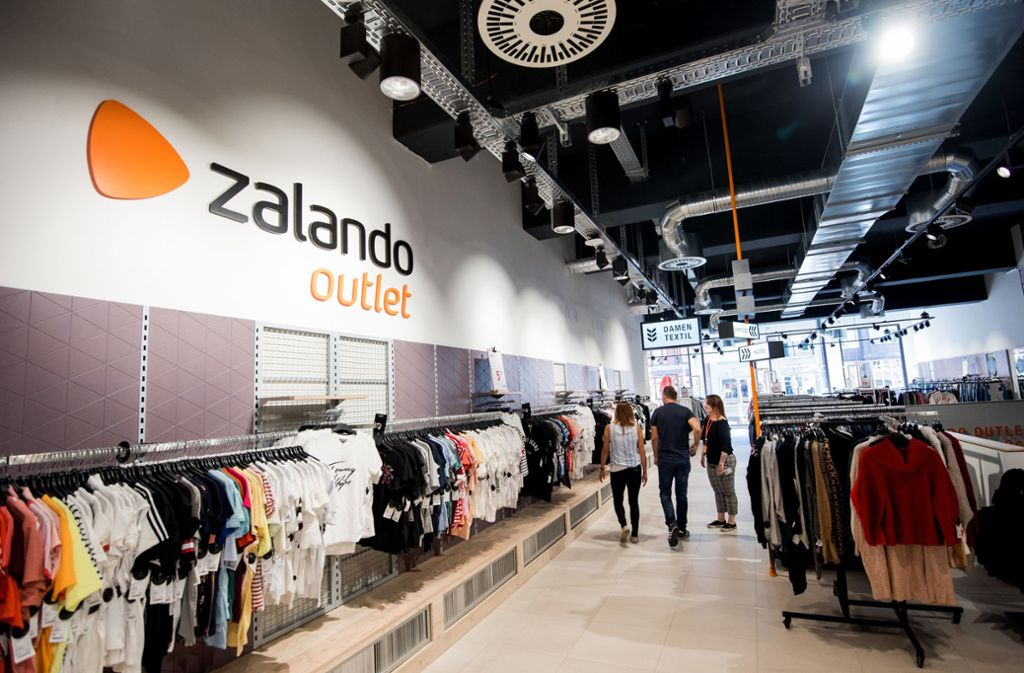 Zalando macht die halbe Milliarde voll - Handelszeitung