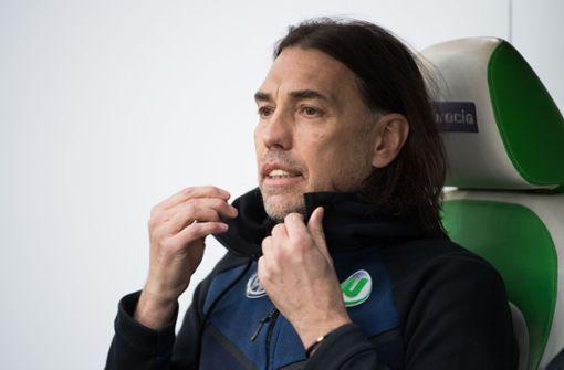 Martin Schmidt und VfL Wolfsburg trennen sich