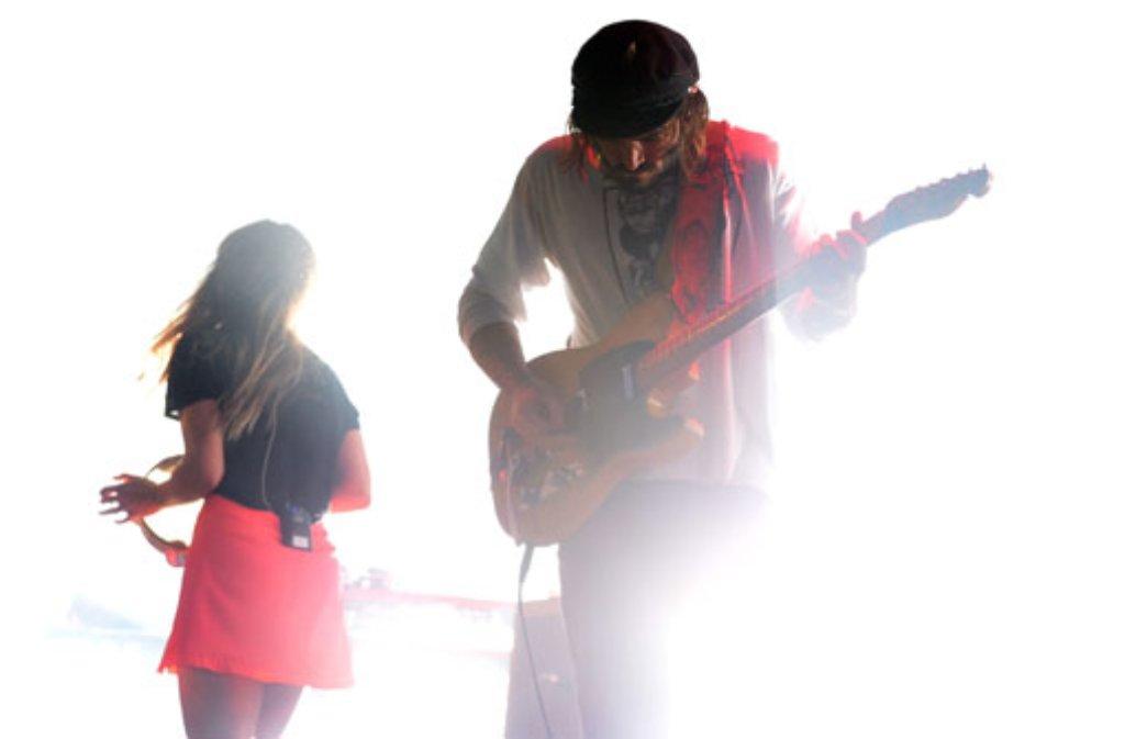 Angus und Julia Stone spielen am Freitag in der Liederhalle Stuttgart - eine unserer Konzertempfehlungen fürs Wochenende. Weitere zeigt die Fotostrecke. Foto: dpa