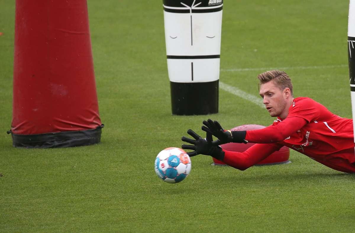 Florian Müller vom VfB Stuttgart ist für die Olympischen Spiele nominiert worden. Foto: Pressefoto Baumann/Alexander Keppler