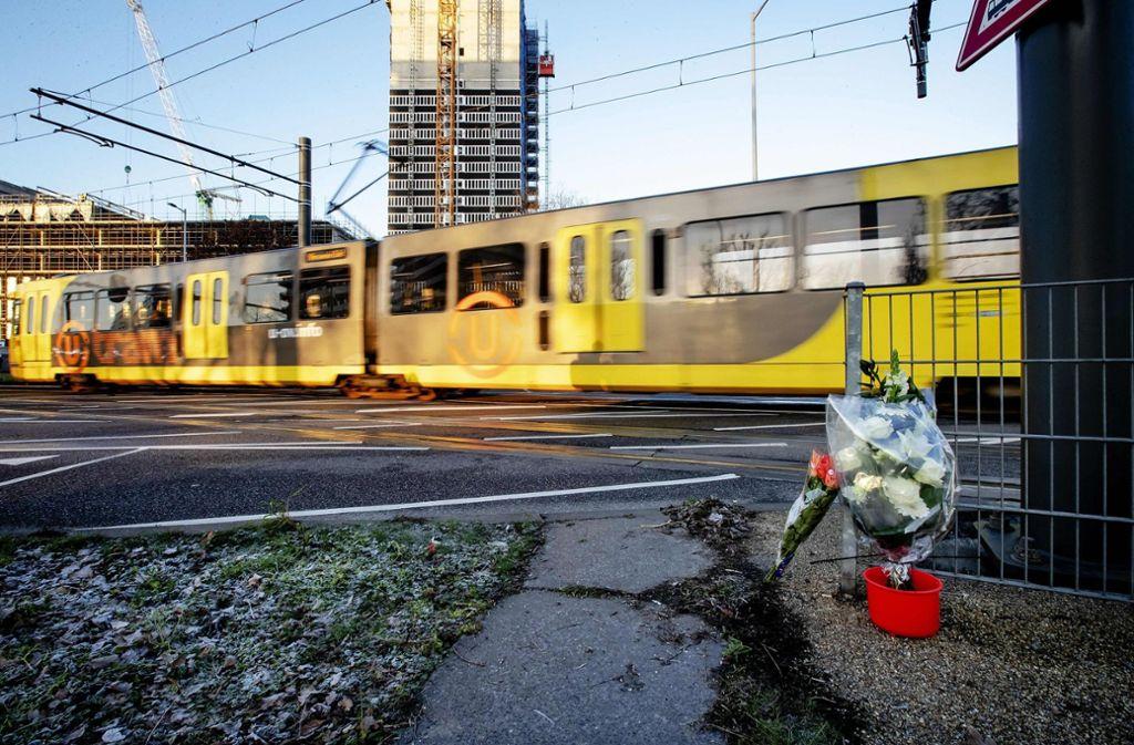 In Utrecht starben in einer Straßenbahn drei Menschen. Foto: ANP