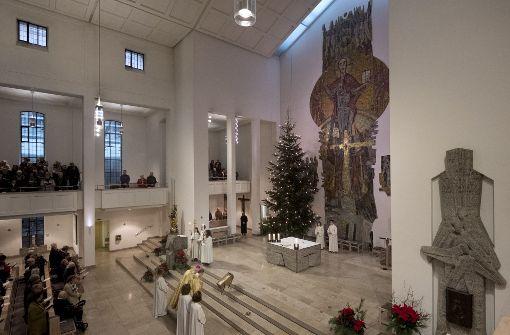 Nur jeder Fünfte geht an Weihnachten in die Kirche