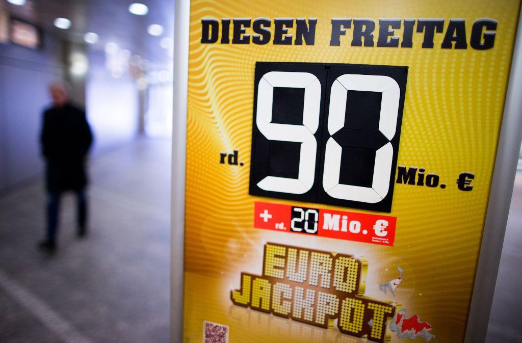 Was Ist Der Eurojackpot