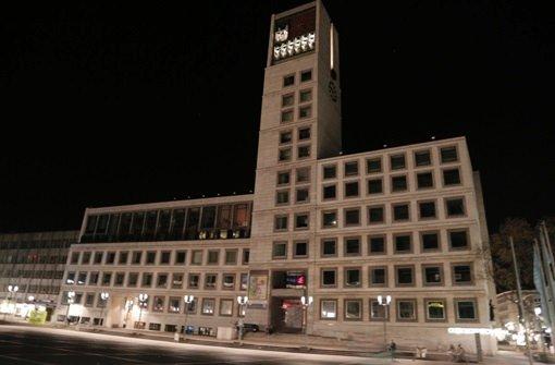 In Stuttgart gehen die Lichter aus