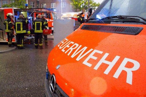 Wertvoller Porsche-Prototyp in Flammen