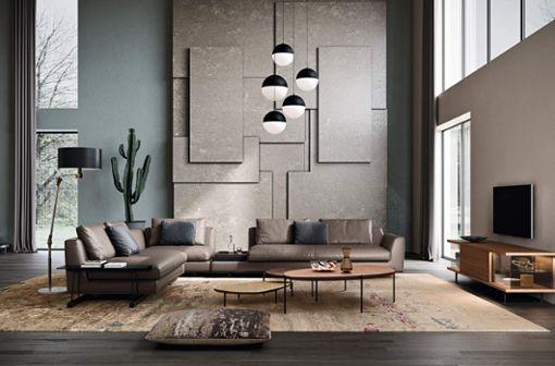 Mit den feinsten und exklusivsten Materialien, Ledern und Stoffen schafft Walter Knoll Möbelklassiker und Ikonen der Avantgarde.