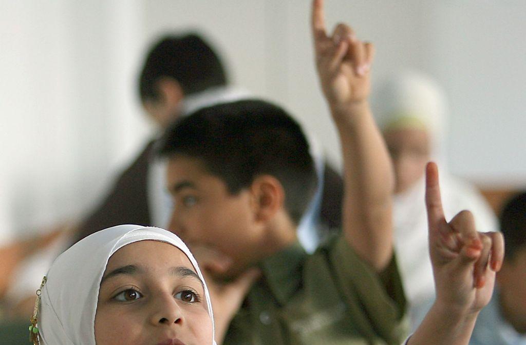 Türkisch und Italienisch sind beim Unterricht in der Muttersprache gefragt. Foto: dpa