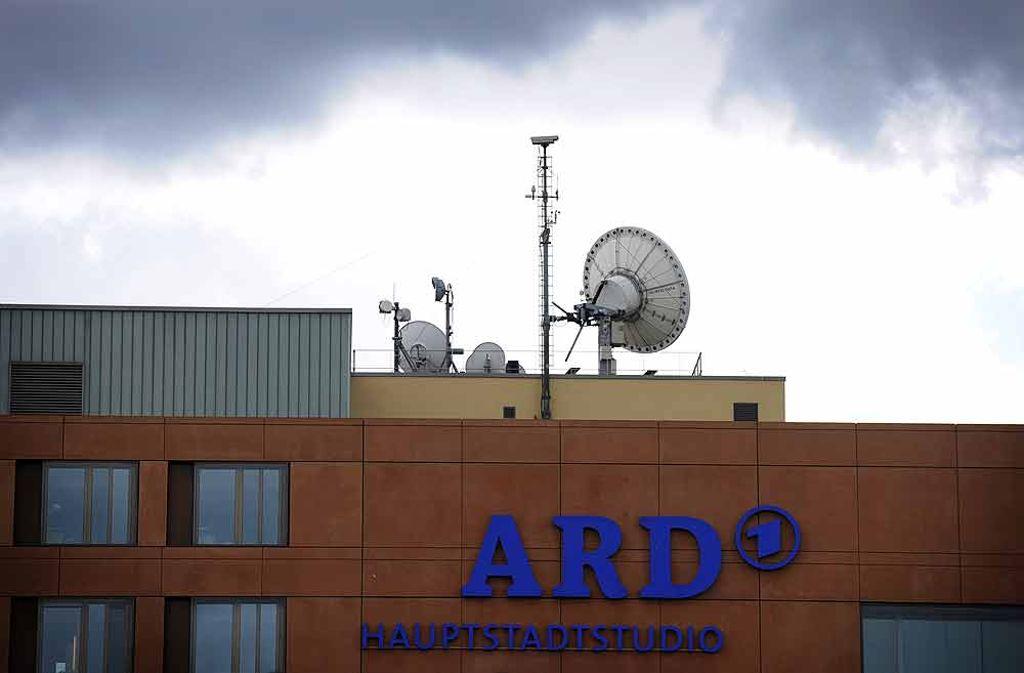 Die Zahlen werden den ARD-Intendanten den Jahreswechsel gründlich vermiest haben: Das Erste ist nicht mehr das Erste. Foto: dpa