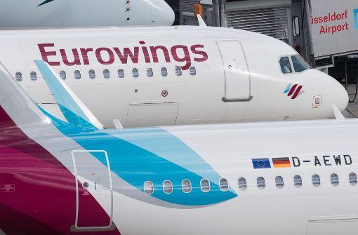 Eurowings hat erste Piloten der Air Berlin eingestellt