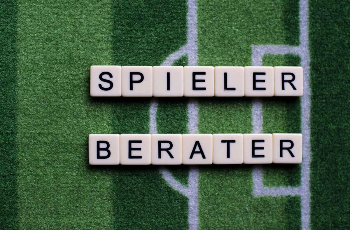 Spielerberater sind aus dem Profigeschäft nicht mehr wegzudenken. Foto: imago images/Kirchner-Media