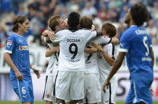 Aufsteiger Frankfurt feiert zweiten Sieg