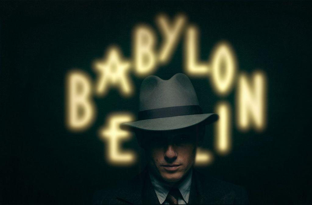 Volker Bruch als Gereon Rath in Babylon Berlin  | Foto: obs/ARD Das Erste/© X Filme