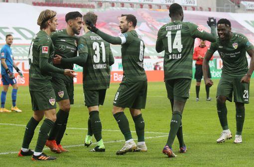 Punkte pro Tor – so steht der VfB im Ligavergleich