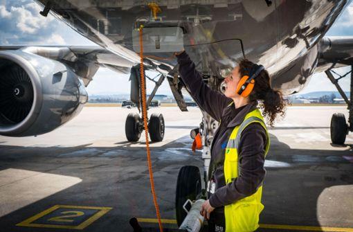 Grüne verteidigen Wachstum am Flughafen