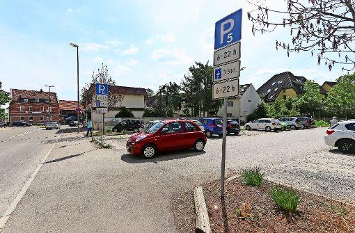 Wohnen auf dem Parkplatz