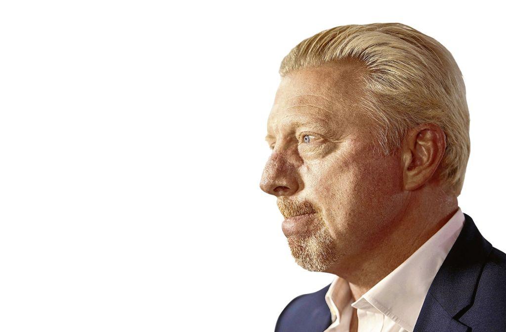 Schlechte Zeiten für Boris Becker: der ehemalige Tennisprofi hat ein Insolvenzverfahren am Hals. Nun werden persönliche Gegenstände von ihm versteigert. Foto: dpa