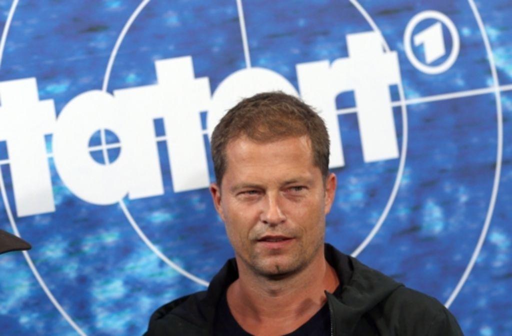 Til Schweiger nimmt kein Blatt vor den Mund gegen die Kritiker seiner Tatort-Doppelfolge. Foto: dpa