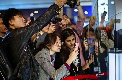 Huawei kämpft um die Gunst der Verbraucher