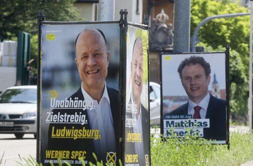 Die Geschichte der Chefs von Ludwigsburg