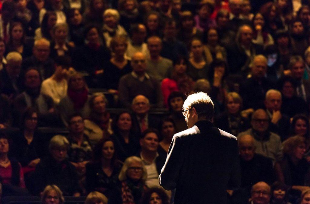Das Musikfest Stuttgart 2020 der Internationalen Bachakademie hat einen neuen Termin: Vom 12. bis 28. Juni werden international renommierte Solisten und Gastensembles das Festival in Stuttgart beehren.  Foto: Holger Schneider