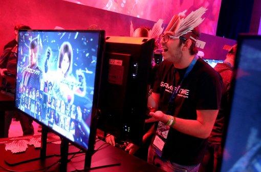 Startschuss zur bunten Videospielemesse in Köln