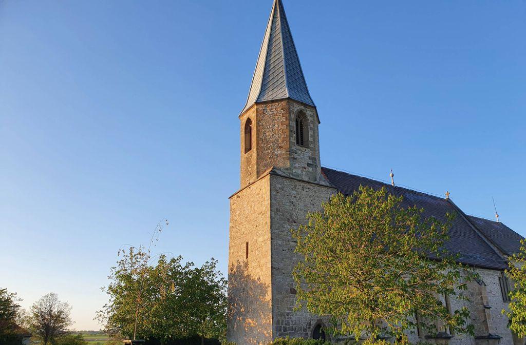 Die Frauenkirche bei Unterriexingen. Foto:7aktuell.de/ JB Foto:
