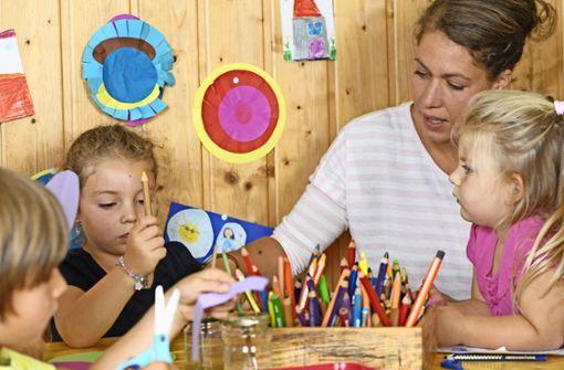 Flexible Kinderbetreuung steht auf der Kippe