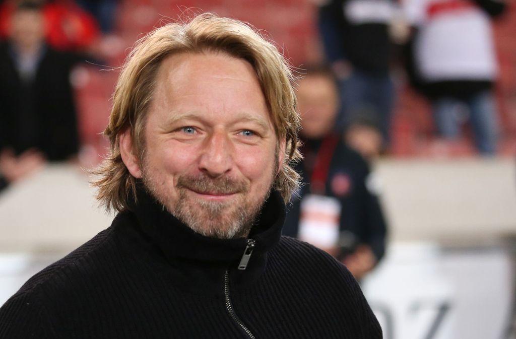 VfB-Sportchef Sven Mislintat sieht keinen Handlungsbedarf mehr in Sachen Transfers beim VfB. Foto: Baumann
