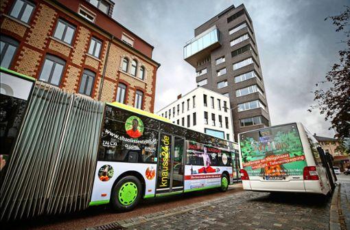Insolvenz trübt die Busverkehrsbilanz