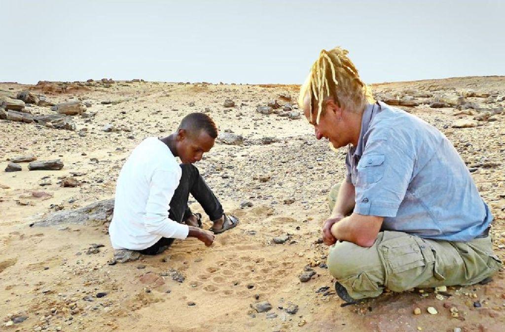 In Madagaskar hat Andreas Damson eine zweite Heimat gefunden. Er fliegt regelmäßig hin. Foto: privat