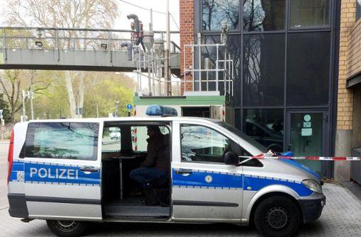 Polizei vermutet politisches Motiv