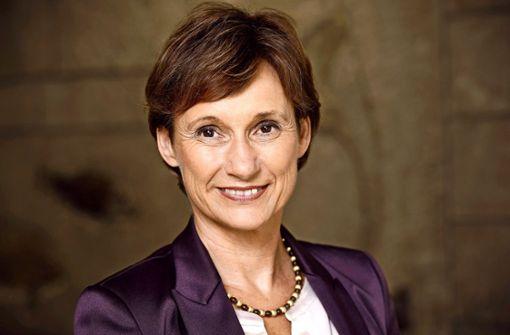 Sabine Kurtz  kandidiert erneut