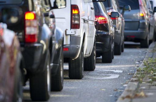 1500 Autos pro Stunde wollen in den Kreisel