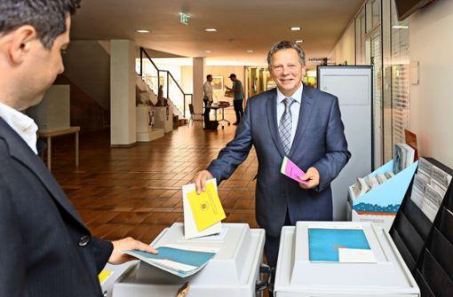 Die CDU ist der große Verlierer am Ratstisch