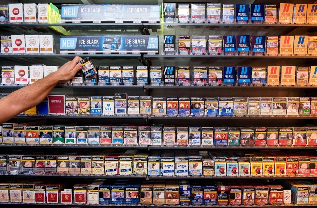 Im Kreis Ludwigsburg wurden mehrere Hundert Schachteln Zigaretten gestohlen (Symbolbild). Foto: dpa