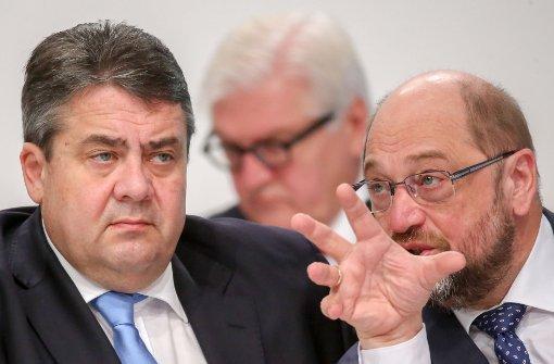Was will Martin Schulz in Berlin?